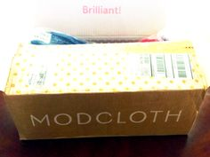 Modcloth Sold-So Wha