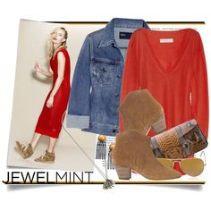 Show Kate Bosworth How You Wear JewelMint, created by honii on Polyvore