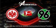 Prediksi Bola Frankfrut vs Hannover 20 Maret 2016