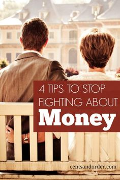 Are you tired of fighting about money? These tips will help couples get on the same page with their finances and stop money fights.