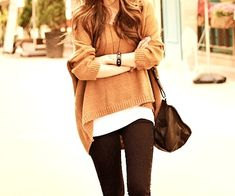 Image shared by Leila Horo. Find images and videos about girl, fashion and style on We Heart It - the app to get lost in what you love. Winter Fashion Tumblr, Winter Outfits Tumblr, Tumblr Outfits, Autumn Winter Fashion, Fall Fashion, Fall Winter, Street Fashion, Preppy Fashion, Feminine Fashion