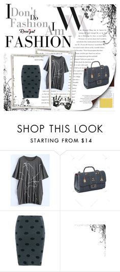"""""""Rosegal 28"""" by zerina913 ❤ liked on Polyvore featuring Balenciaga"""