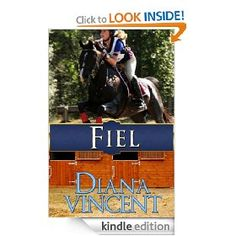 "First up on #YASaturday is ""Fiel"" by Diana Vincent, a middle school book for horse lovers. $3.99 or free with Prime."