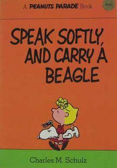 Love, love Snoopy.