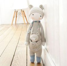 crochet toy, so pretty and sweet