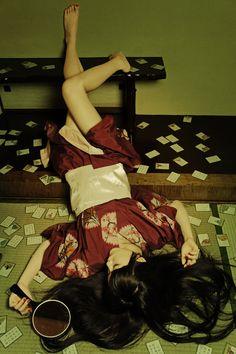 画像 : ガール・オブ・ジャパネスク!和服を着た美女写真集! - NAVER まとめ