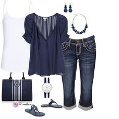 """""""Navy 4"""" by hrtheo on Polyvore"""
