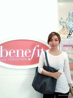 Benefit Cosmetics ATC Tour + Newest Brow Products | Makeup in Manila