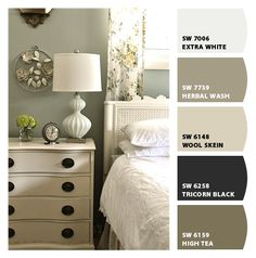 Natural paint colors #Jeanne Oliver