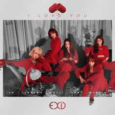 I Love You - EXID by VincereVIII