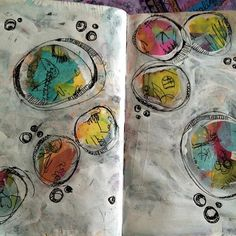 Art journal page: Photo by darbycasey   Found at http://artjournal.me/XlplH4 #artjournal pic.twitter.com/7q0qCL5pqU