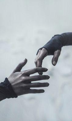 """""""I should have never let go. I shouldn't have."""" —Inference"""