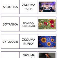 Odborné texty pro děti II. Biology