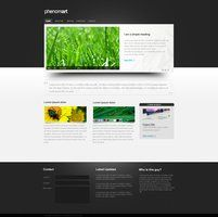 Another Web Interface by phenomart