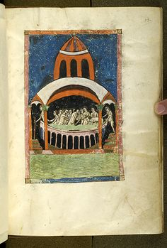 De balneis Puteolanis, MS G.74 fol. 13r - Images from Medieval and Renaissance Manuscripts - The Morgan Library & Museum
