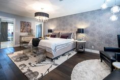 Drew and Jonathan Scott know a thing or two about creating designer master suites. If you think their designs are amazing on Property Brothers, see how beautiful they can be when the twins try to outdo each other. Game on! From the experts at HGTV.com.