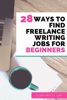Are you a new freelance writer who can't land that first job? We've put together a massive list of ways to find freelance writing jobs online. Online Writing Jobs, Freelance Writing Jobs, Online Jobs, Writing A Book, Writing Tips, Writing Prompts, Blog Writing, Work From Home Opportunities, Work From Home Jobs
