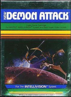 Demon Attack (Intellivision)