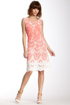 Lace Overlay Dress by Freeway on @HauteLook