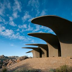 If It's Hip, It's Here: The Paragon Of Modern Organic Architecture, Ken Kellogg's Desert Home, Is On The Market for $3 Million. (60 Photos)