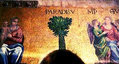 #paradise #mosaic at #basilicadisanmarco #venice #italy