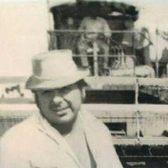 Don Alonso Gonzalez mi Papá