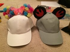 DIY MICKEY MOUSE Boy Ears - Chewbacca - Cars - Pirates - YouTube