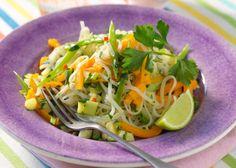 Nudel- och grönsakswok | MåBra - Nyttiga recept