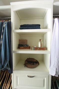 Customize Your Own Allen + Roth Closet Organization System To Maximize  Space And Minimize The Clutter! | Allen + Roth® | Pinterest | Allen Roth  Closet, ...