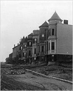 Grand Concourse and 165th Street, Bronx as it appeared in 1906.
