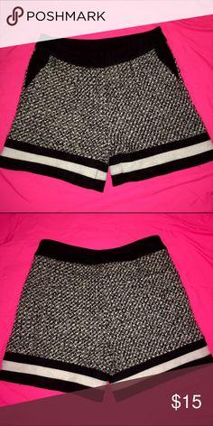 Style Mafia tweed dress shorts Style Mafia tweed dress shorts Style Mafia Shorts