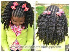 Too cute! - http://www.blackhairinformation.com/community/hairstyle-gallery/kids-hairstyles/cute-7/ #kidshairstyles