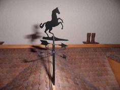 1/12th SCALE DOLL'S HOUSE STALLION DESIGN WEATHER VANE | eBay