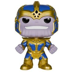 Boneco Marvel Thanos (16 cm) Pop Funko
