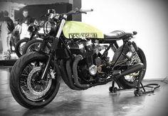 Honda CB750 'Desiderátum#4' - RocketGarage