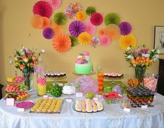 dessert table for mom's 60th bday (20120714)
