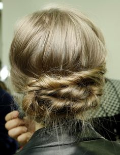 Hairstyle Trends: Fall/Winter 2013-2014 Braids, Waves and Ponytails