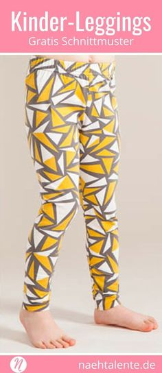 Download Baggy Trousers Sewing Pattern (FREE) | A Modern Thread ...