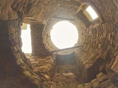 castle ruins scotland
