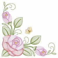 Elisa Webmail :: Löysimme uusia lisäyksiä tauluusi T-PAIDAT Hand Embroidery Videos, Hand Embroidery Flowers, Free Machine Embroidery Designs, Crewel Embroidery, Hand Embroidery Patterns, Floral Drawing, Couture, Rose Design, Crafts