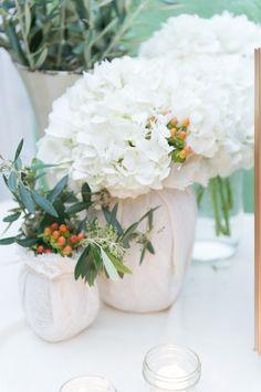 California Wedding Showered with Love - MODwedding