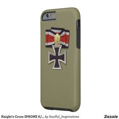 Knight's Cross IPHONE 6/6S Case Tough iPhone 6 Case