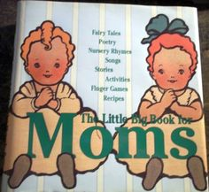 This beautifully illustrated little book would be a welcome gift for any expecting or new mom. Filled to the brim with fairy tales, poetry, nursery rhymes, songs, bedtime stories, activities, finger games, and recipes to share with her child... and poems, literary excerpts and essays that capture the essence of childhood and what it means to be a mother just for her.