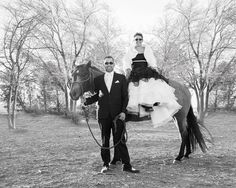 Black and White Bridal Gown from WeddingDressFantasy.com. This incredibly stunning Black and White Wedding Dress starts off as a long and