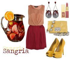 It's a Sangria mix.
