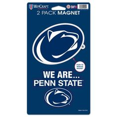 Penn State Car Magnets (2 Pack)