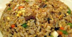 hibachi style fried rice with ginger sauce Recipe by gina.martinez.372661 - Cookpad