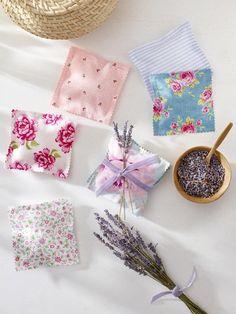 Traumhaft: 4 DIY-Ideen mit romantischen Blumenprints