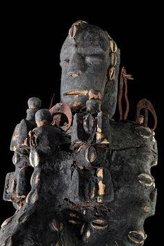 Fon Bocio Fetish, Benin