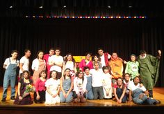 """In January, the drama department at Carmen High School of Science and Technology presented the school's first ever musical production. """"Free to Be You and Me,"""" is a whimsical musical devoted to celebrating our individuality. Carmen students worked very hard during rehearsals and throughout performance weekend."""